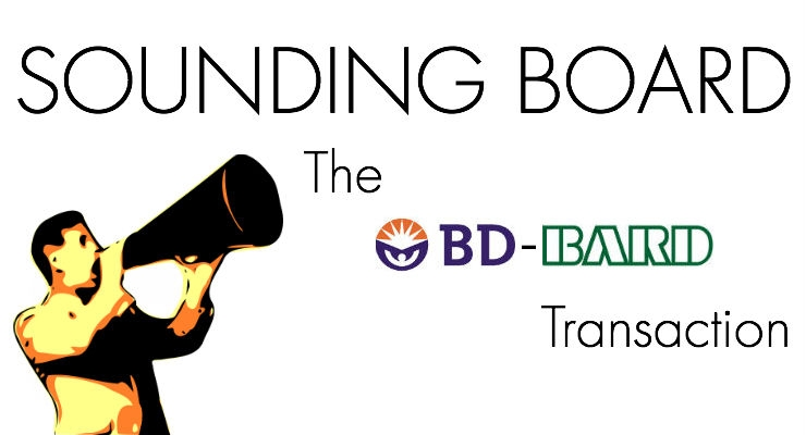 Sounding Board: The BD-Bard Transaction