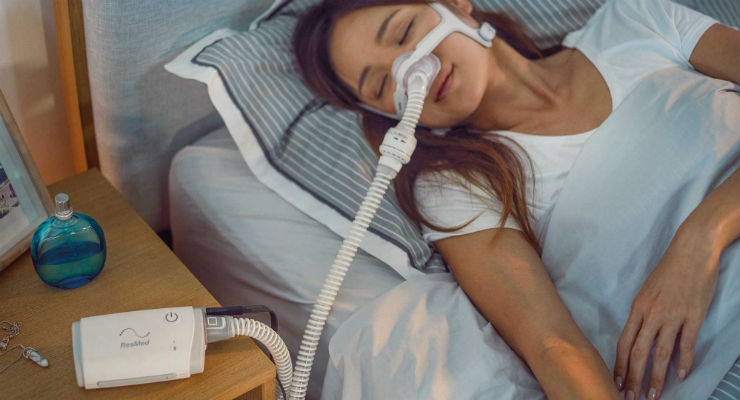ResMed Reveals AirMini, the World's Smallest CPAP