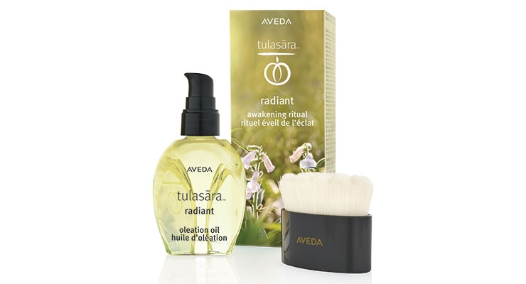 Aveda's Tulasara™ skin care line.