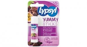 Yummy Sticks New at Lypsyl