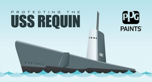 PPG Protects the USS Requin