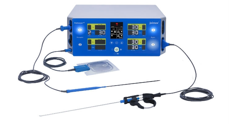 AANS: FDA Clears joimax Endovapor 2 Multi Radio Frequency System