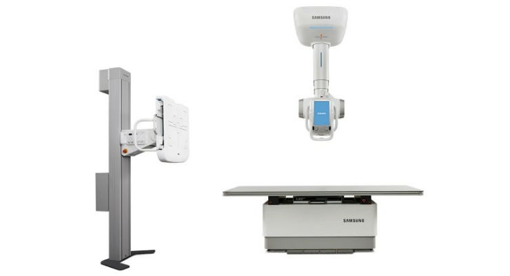 FDA Clears Samsung's Digital Radiography System