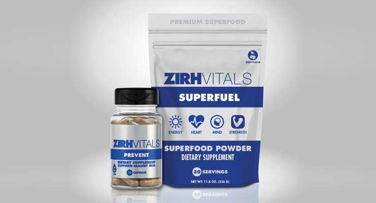 Grooming brand Zirh is branching out into nutrition.