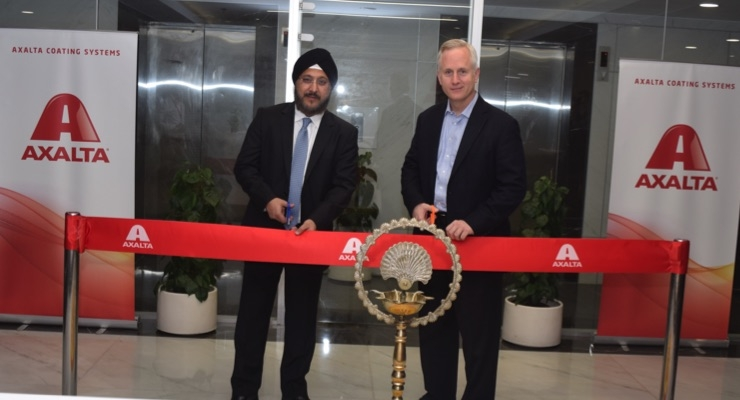 Axalta Opens New India Headquarters to Support Future Growth