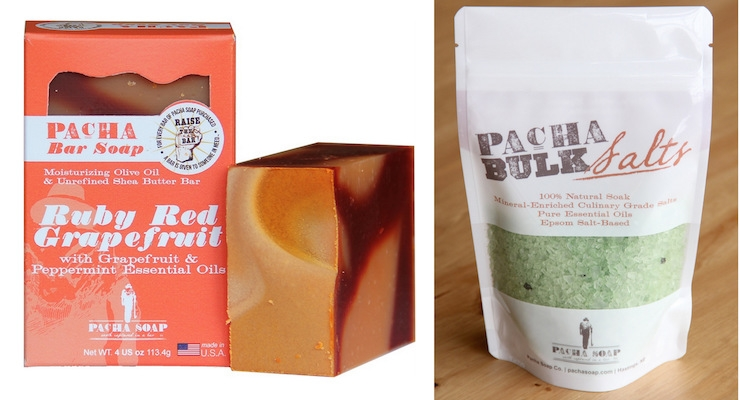 Whole Foods Market Names Pacha Soap 'Outstanding Innovator'