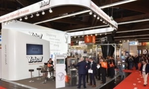 ystral Releases its European Coatings Show Post-Show Report
