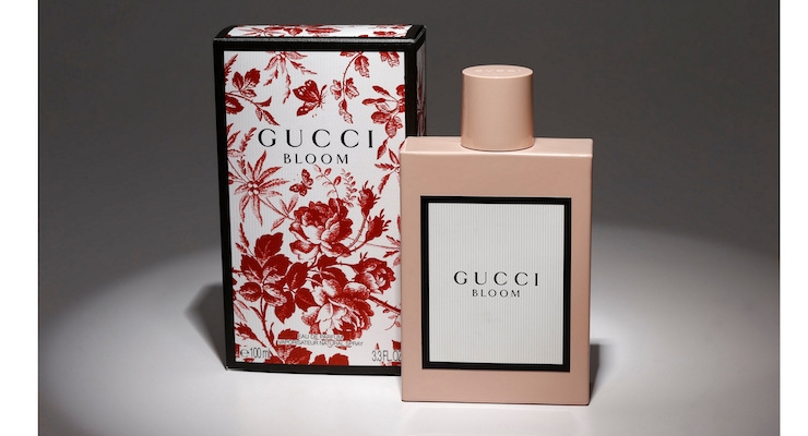Gucci Bloom Fragrance Launches, in a 'Vintage Pink' Bottle