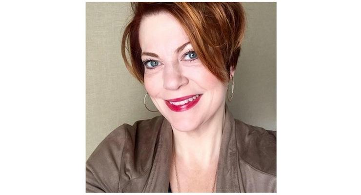 The author, Elle Morris