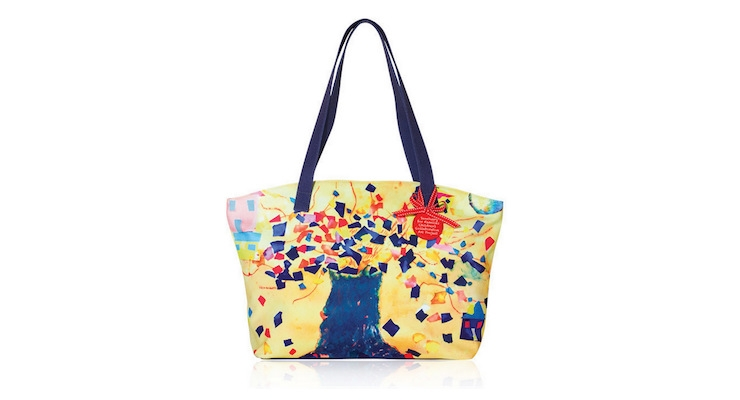Avon's Empowerment Tote Raises Funds for Families