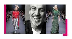 Designer Parfums Partners with Manish Arora