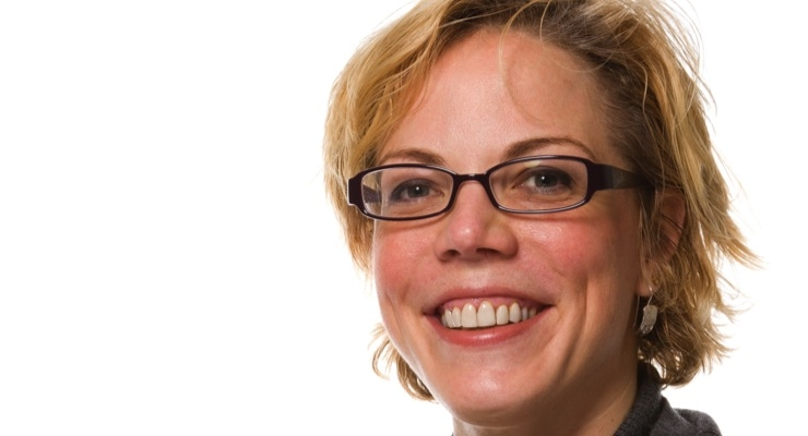 The author,  Shoshana Burgett