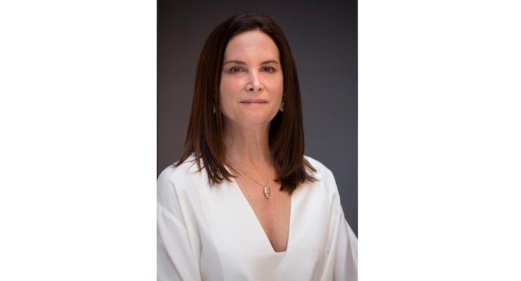 The author, Lisa Hoffman