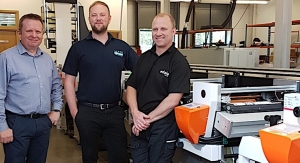 MPH Fulfilment installs sixth Edale press