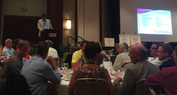 SSCT Annual Technical Meeting Held in Sarasota, Florida