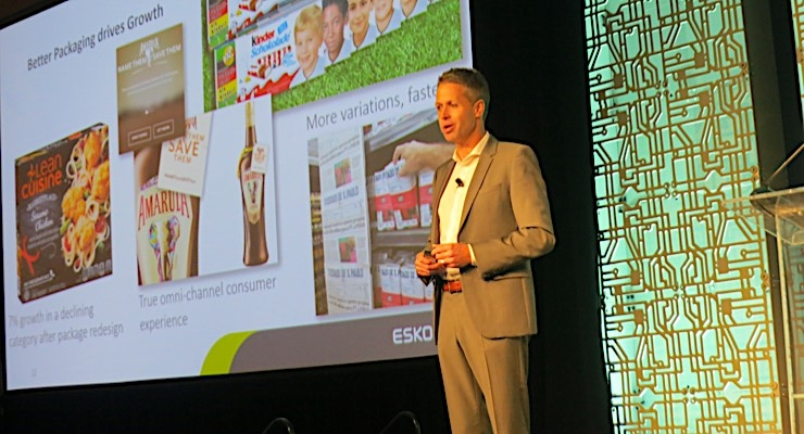 EskoWorld 2017 drives innovation, collaboration