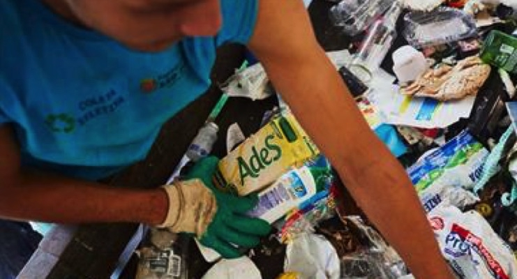 New Technology To Help Unilever Tackle Plastic Sachet Waste