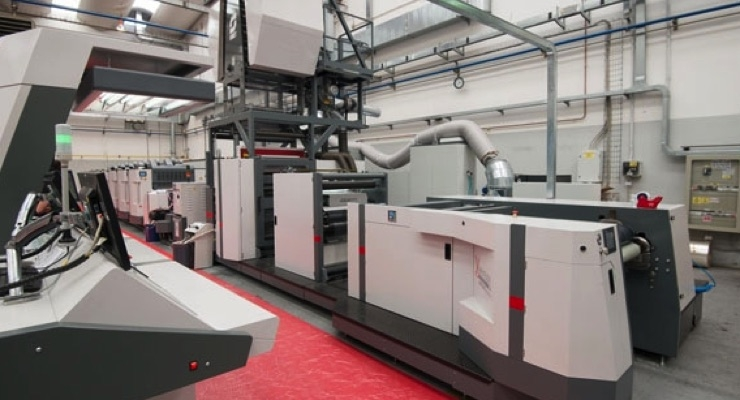 Omet provides printers with a