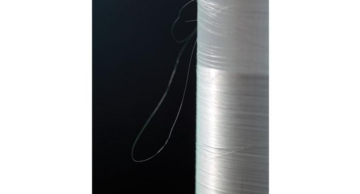 Figure 1: TissueGen's ELUTE fiber. Image courtesy of TissueGen.