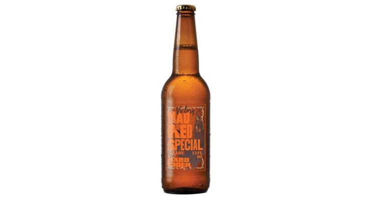 A beer label sample  from UPM Raflatac