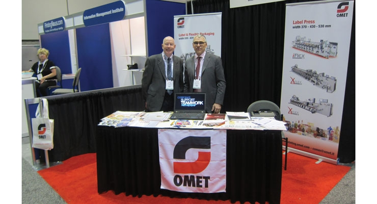 Omet Booth