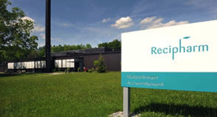 Recipharm Makes Appointment in the UK & Ireland