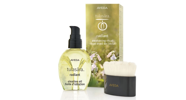 Tulasara is new from Aveda.