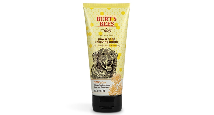 Pets need pampering too, and Burt's Bees turned to Berry Plastics for the perfect laminate tube for its Fetch…For Pets! Brand Paw & Nose Relieving Lotion for Dogs.