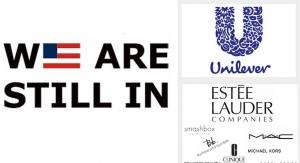 Estee Lauder & Unilever Sign