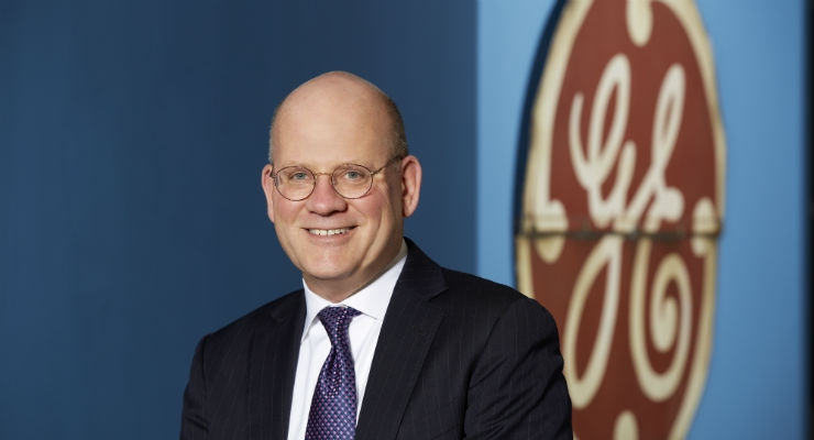 John Flannery, current president and CEO of GE Healthcare, has been named CEO of the company by the GE Board of Directors effective August 1, 2017 and chairman and CEO effective January 1, 2018.