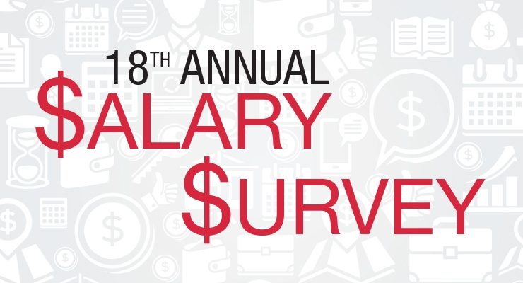 2017 - Eighteenth Annual Salary Survey