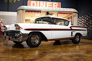 "Iconic 1958 Chevrolet Impala from the Film ""American Graffiti"" Hits the Road with Axalta this Summer"
