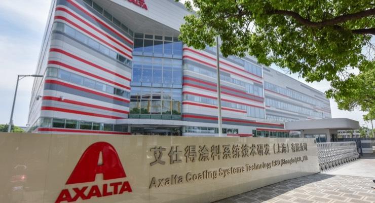 Axalta Opens Asia-Pacific Technology Center in Shanghai.