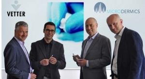 Vetter and Microdermics Forge a Strategic Cooperation Agreement