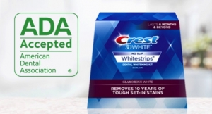 Crest 3D White Glamorous White Whitestrips Get ADA Seal of Approval