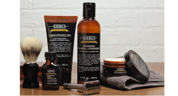 Kiehl's Launches New Grooming Line