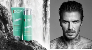 David Beckham Celebrates Biotherm Homme Aquapower in Madrid