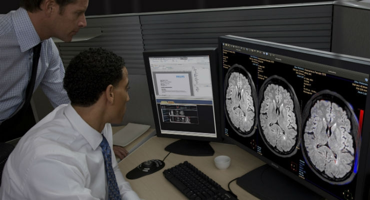 FDA Clears Philips' IntelliSpace for Neurology, Cardiology, and Oncology Applications