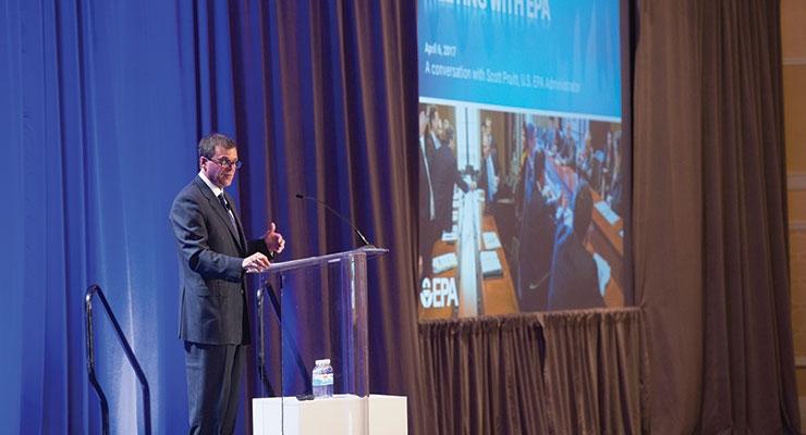CSPA president and CEO  Steve Caldeira