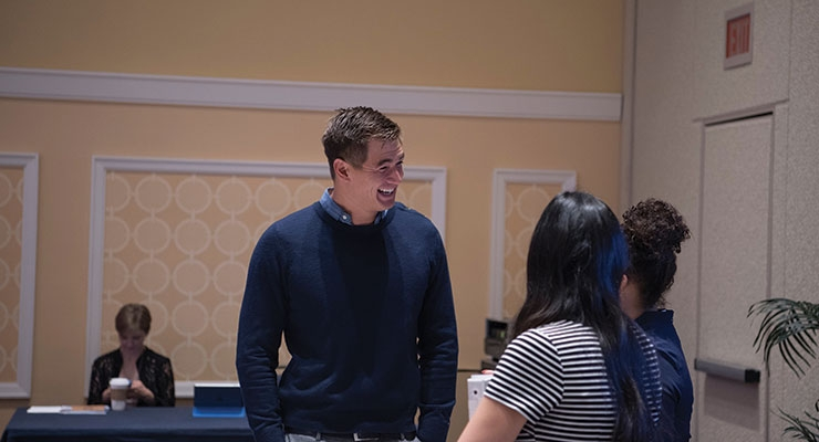 Olympic gold medal swimmer Nathan Adrian
