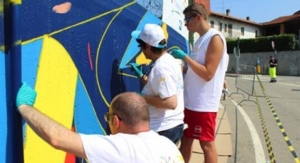PPG Completes COLORFUL COMMUNITIES Project in Quattordio, Italy