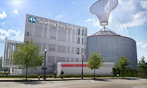 PPG, PPG Foundation Contribute $7.5 Million for PPG Science Pavilion in Pittsburgh