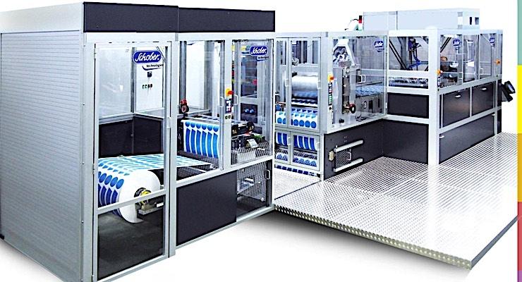Schobertechnologies successfully installs first RSM770-Digi-Varicut