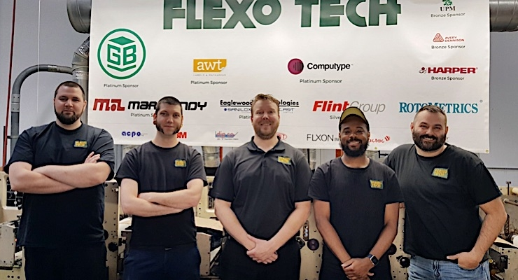 Flexo Tech celebrates 2017 graduating class