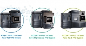 Waters UPLC and Mass Spectrometry Systems Approved for In-Vitro Diagnostic use in Brazil