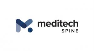 FDA Clears Meditech Spine