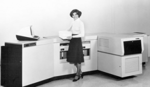 Xerox Celebrates an Innovation that Led to Digital Printing