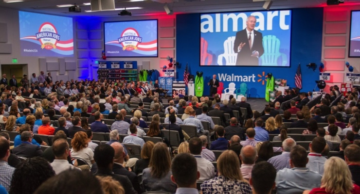 Made In The USA…Headed to Walmart