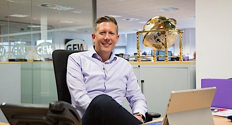 GEW appoints new director of international sales