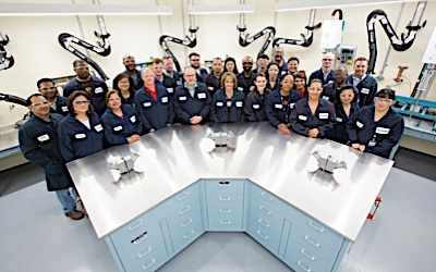 AkzoNobel Completes Expansion of Coatings Research Facility in Houston